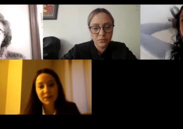 G5 M2, VIDEO Sesión con Osmary Acebal y las alumnas de España.