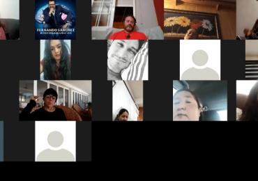 G6, M1 VIDEO Sesión con Ofelia Puente